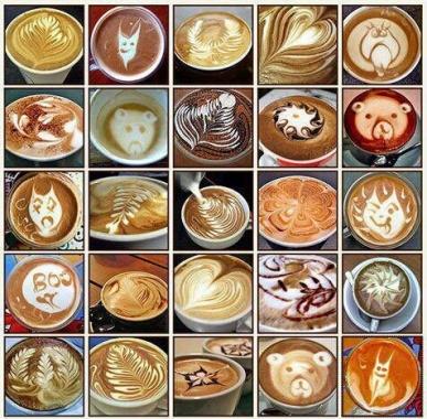 Foto cappuccini corsi foto latte art arredamenti cerreto for Latte arredamenti